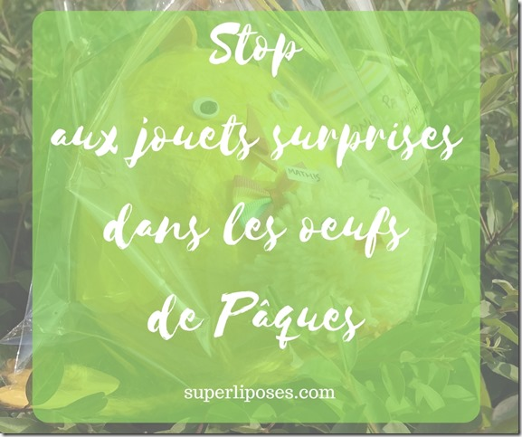stop aux gadgets nuls sans interet et impossible à recycler- superliposes.com