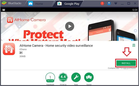 AtHome Camera for PC - Free Download on Windows 7/8/8.1/10 ...
