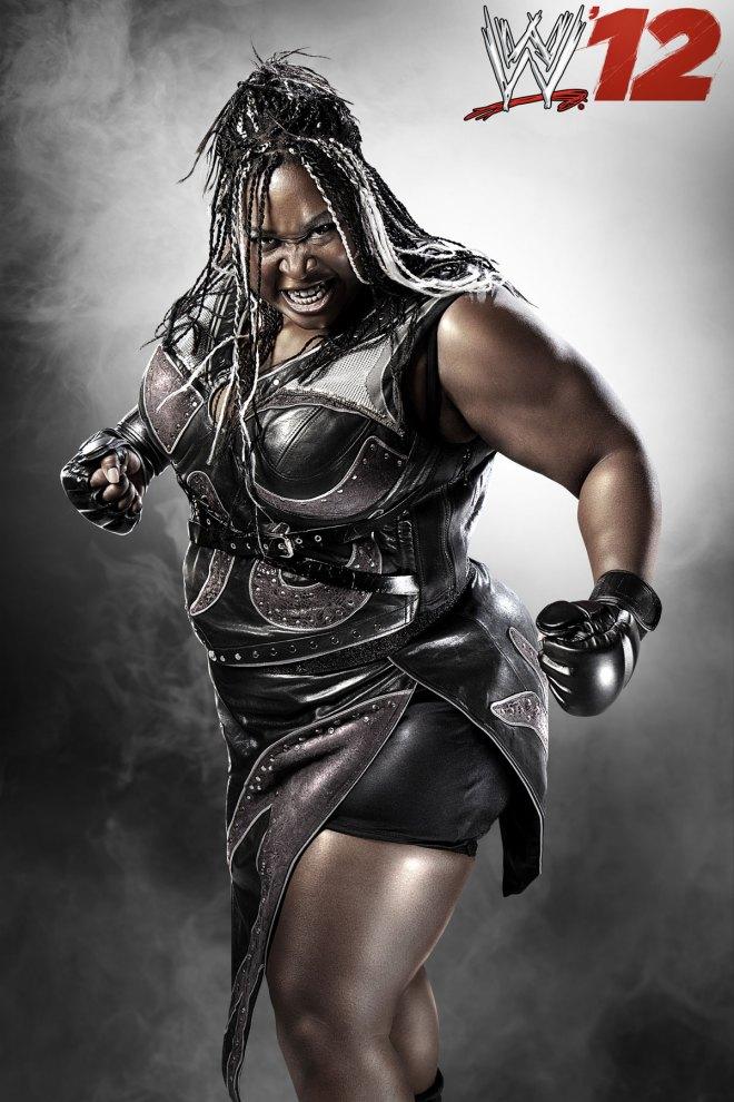 """Kharma en """"WWE '12″"""