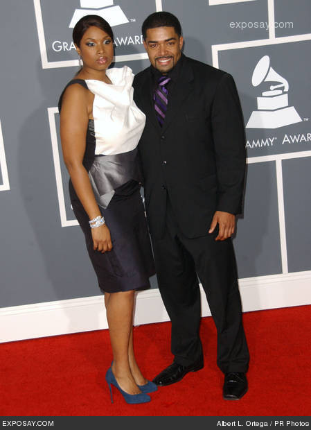 Jennifer Hudson y David Otunga / Photo by: Albert L. Ortega - PR Photos - Exposay.com