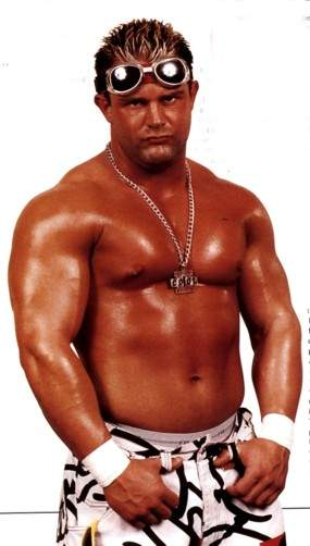 Brian Christopher Lawler (Grandmaster Sexay)