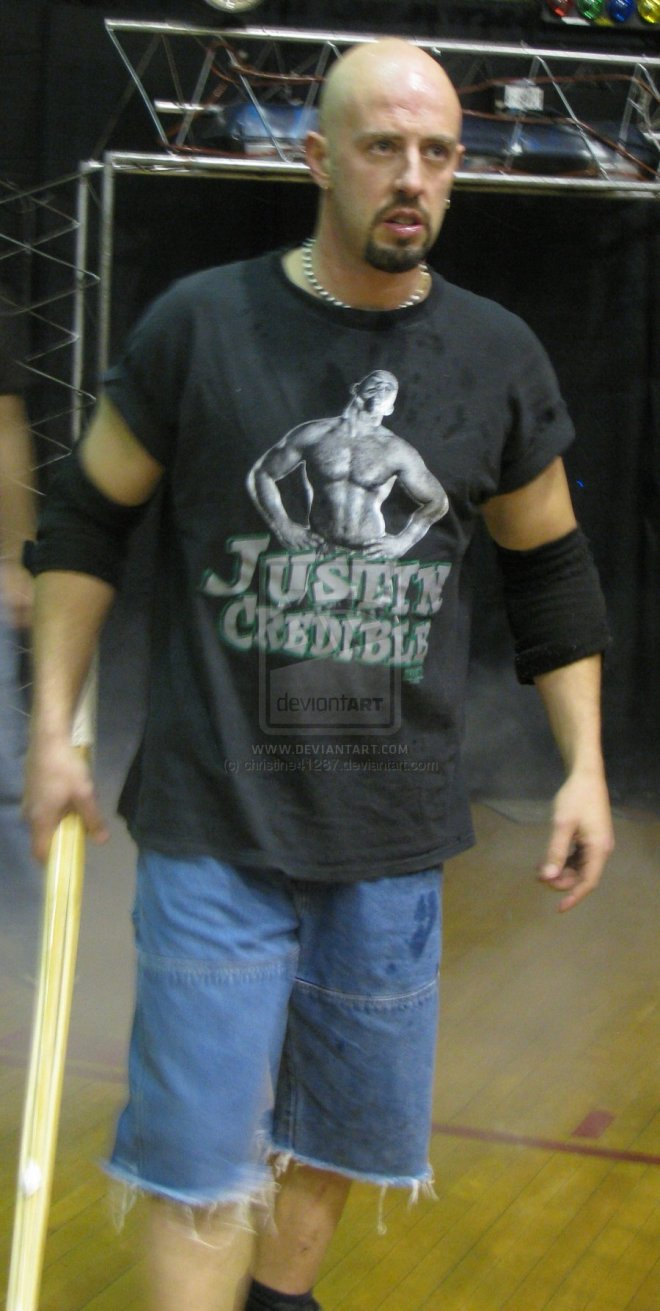 Justin Credible / Photo by Christine41287 @Deviantart.com