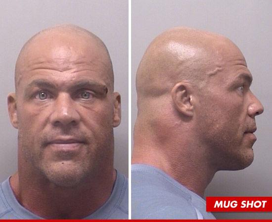 Kurt Angle es detenido - TMZ.com