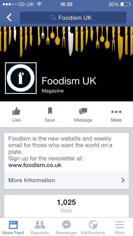 Foodism_Mobile