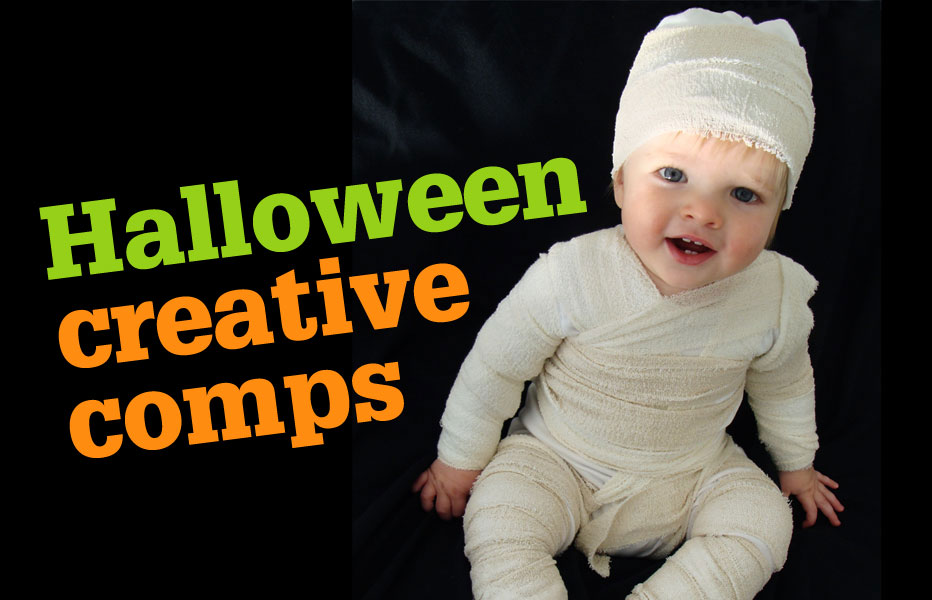 Halloween Creative competitions