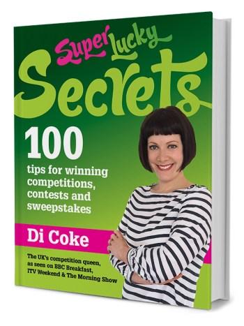 SuperLucky Secrets: the book launch | SuperLucky