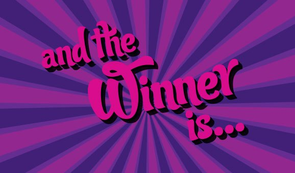 Announcing winners