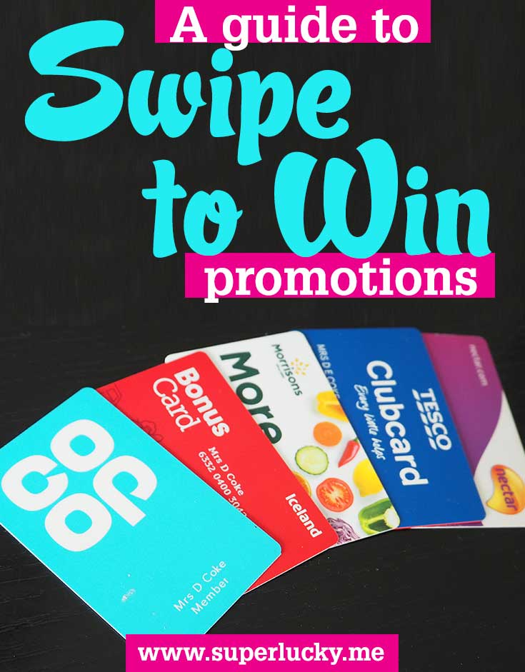 A guide to Swipe-to-Win promotions