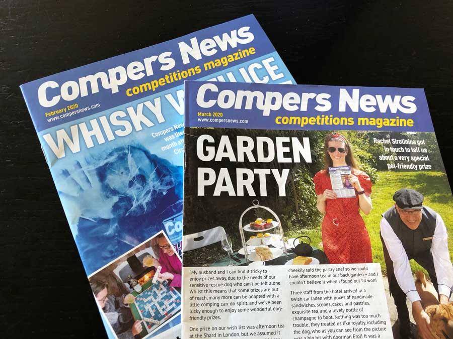 Compers News magazine