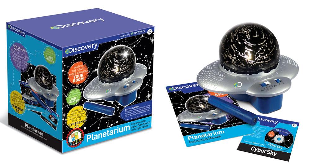 Discovery Trends Planetarium