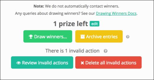 10 FREE ways to choose a random winner | SuperLucky