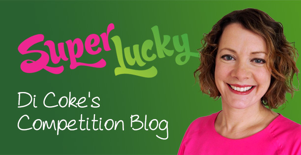 SuperLucky | Di Coke's Competition Blog