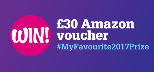Tell Di about your favourite prize and you could win a £30 Amazon voucher!