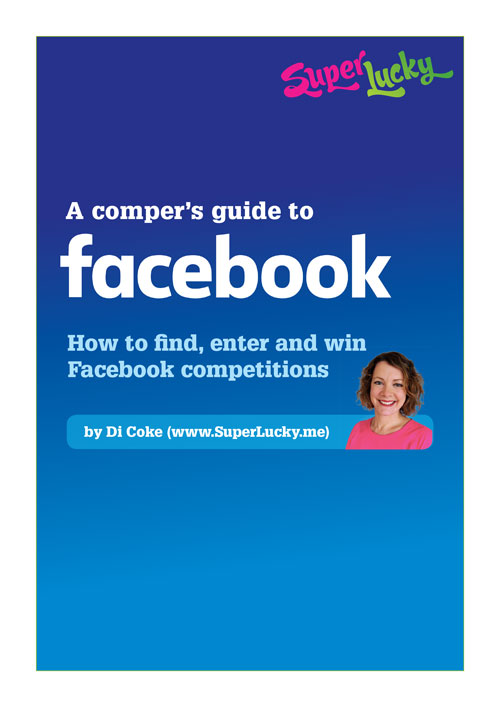 A comper's guide to Facebook: How to find, enter and win Facebook competitions