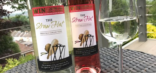 Win 1001 prizes when you buy The Straw Hat wine this summer!