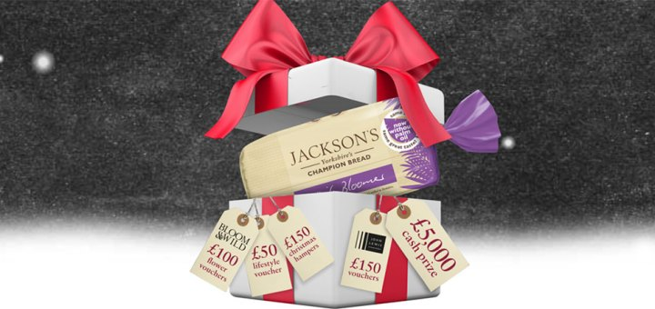 Jacksons Champion Christmas