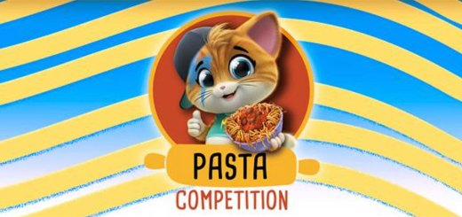 44 Cats pasta competition