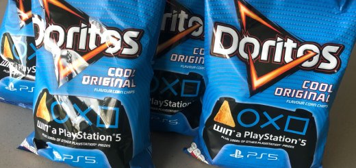 Doritos Win a PS5