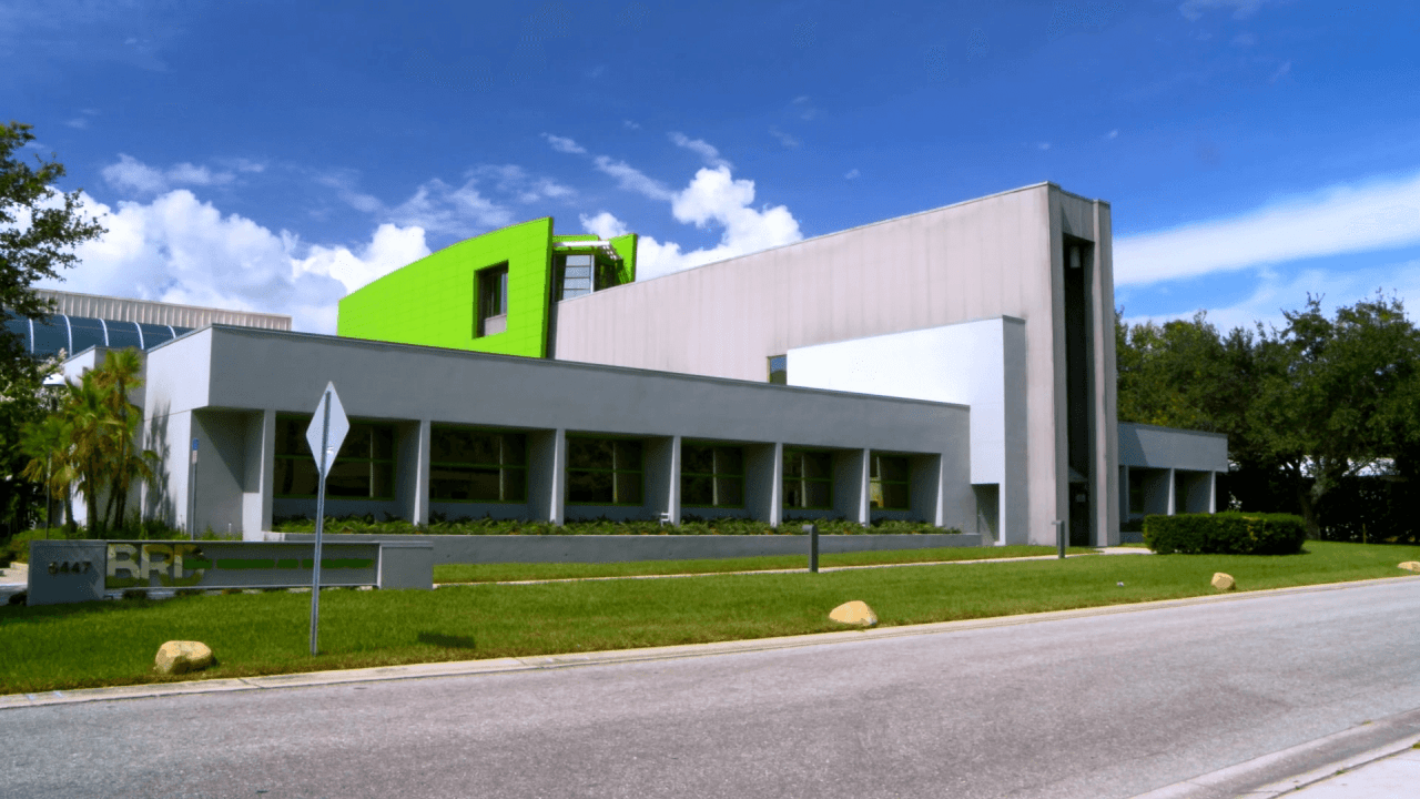 The headquarters of Benz R&D in Sarasota, FL