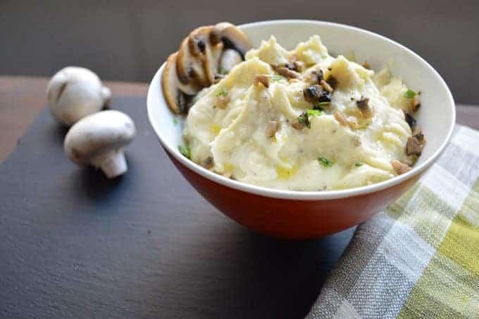 truffle mashed potatoes