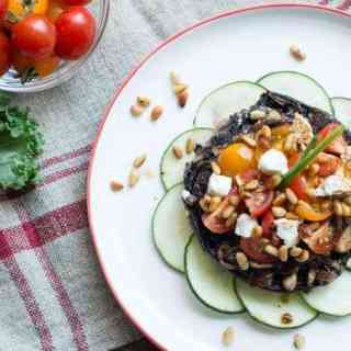 Portobello Mushroom Pomodoro