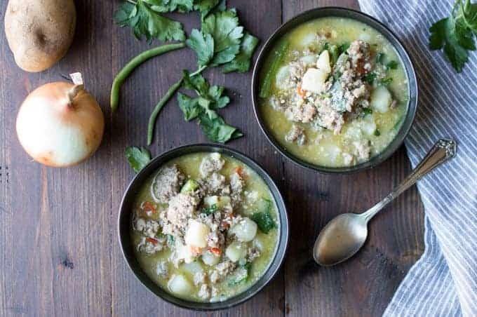 tuscan peasant soup