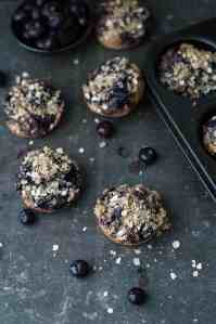 blueberry swirl energy cups | superman cooks