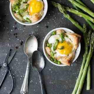 Asparagus Egg Cups