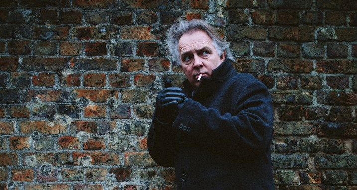 March 2013, London UK. Rik Mayall from 'The Last Hurrah'
