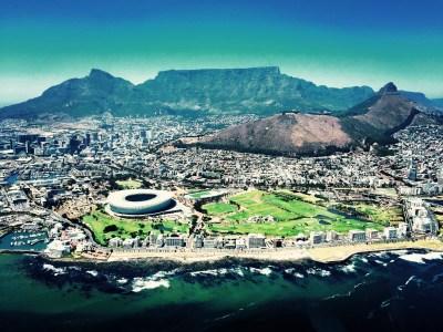 Highlights Kapstadt: Aufstieg Tafelberg