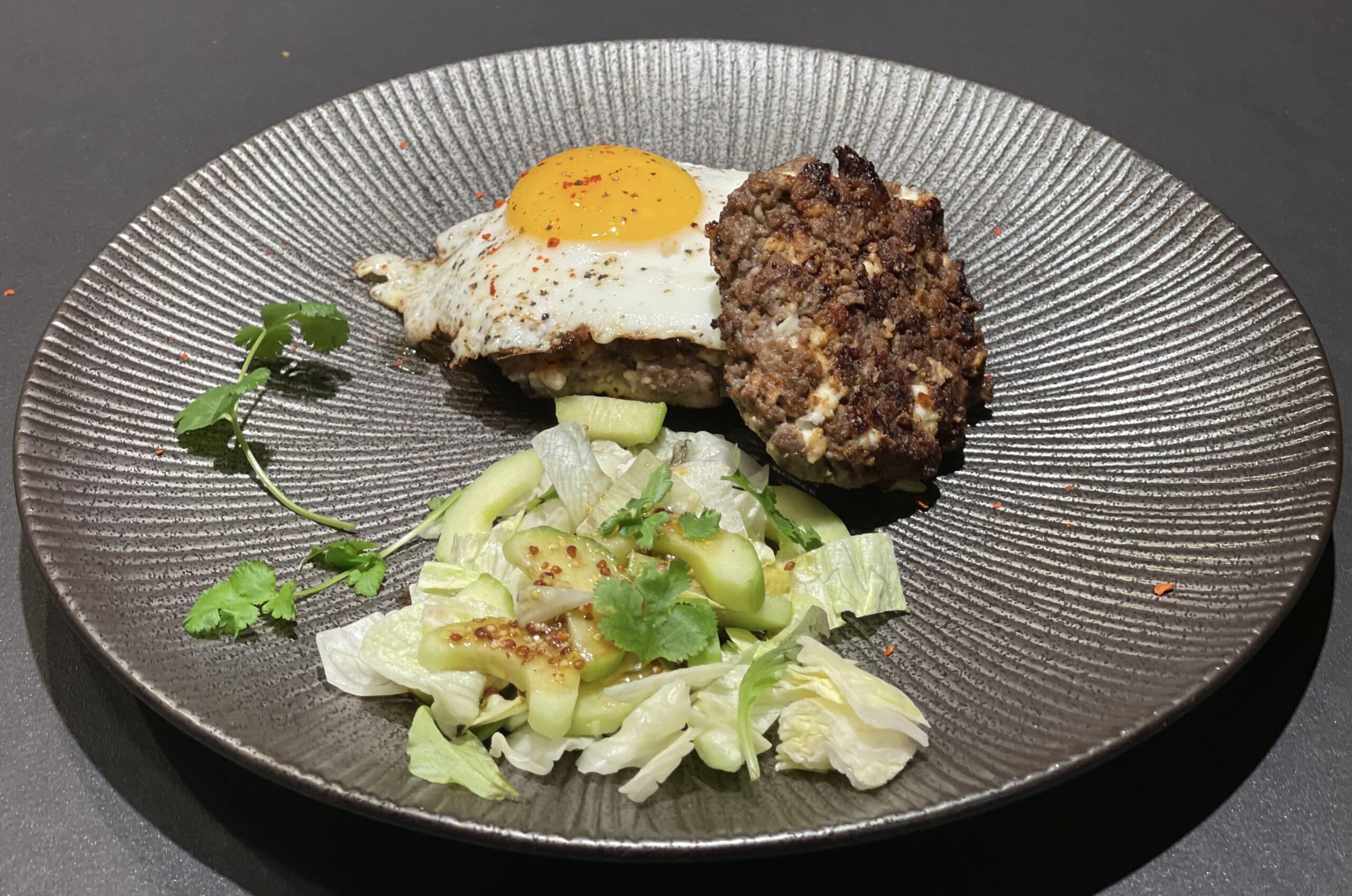 Keto-Burger