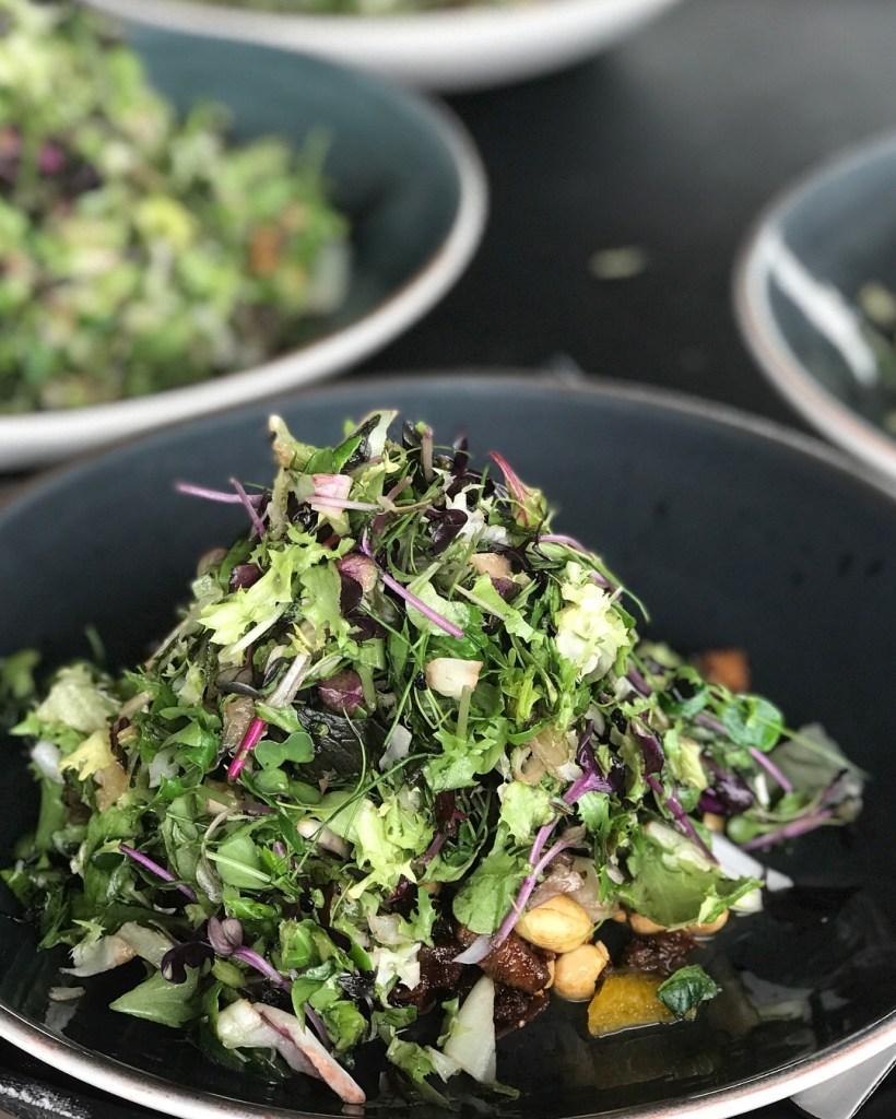 Restaurant Coast Mallorca: Salat
