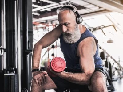 Wie bleibe ich gesund und fit im Alter ?