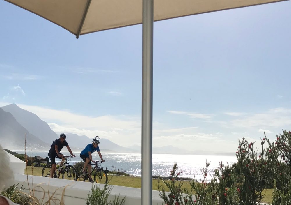 Hermanus: The Marine - Ausblick