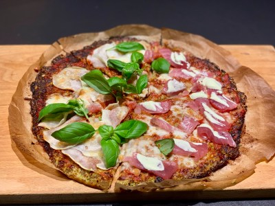 Rezept-Test: Lo-carb – Pizza Margherita*