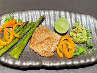Rezept-Test: Thunfisch mit Sesamkruste, Gemüse und Guacamole*