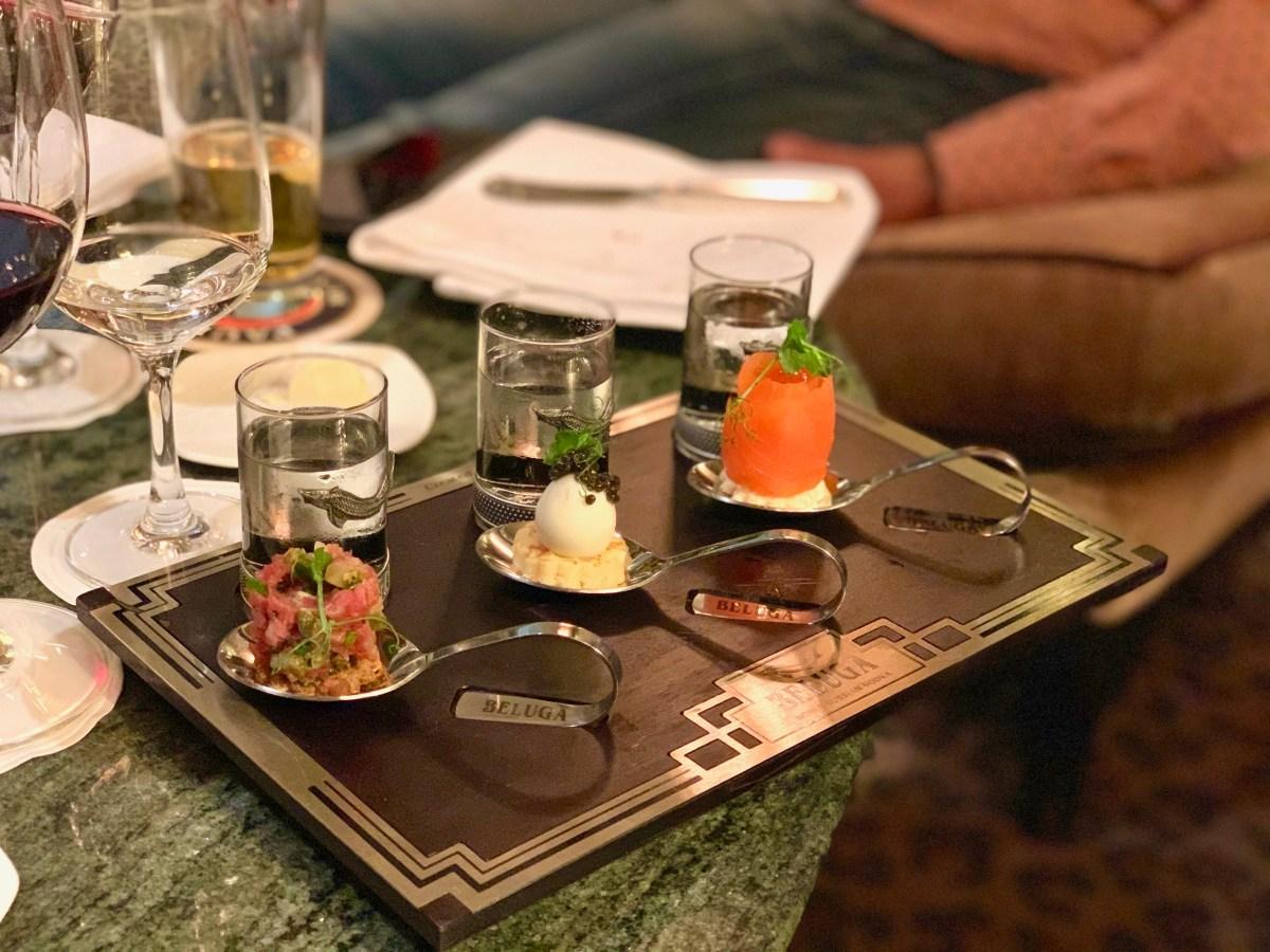 Moskau Wodka-Tasting