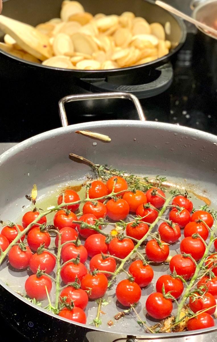 Keto-Workshop: Tomaten
