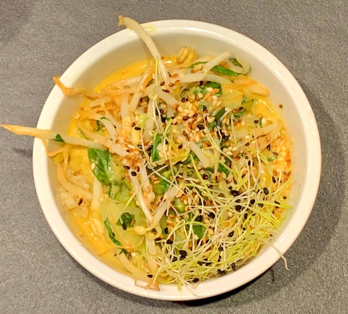 Keto-Workshop: Thai-Curry
