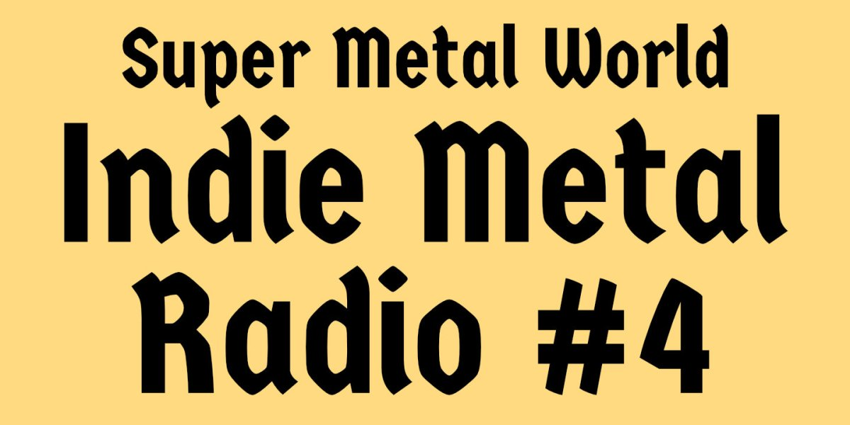 Indie Metal Radio 4
