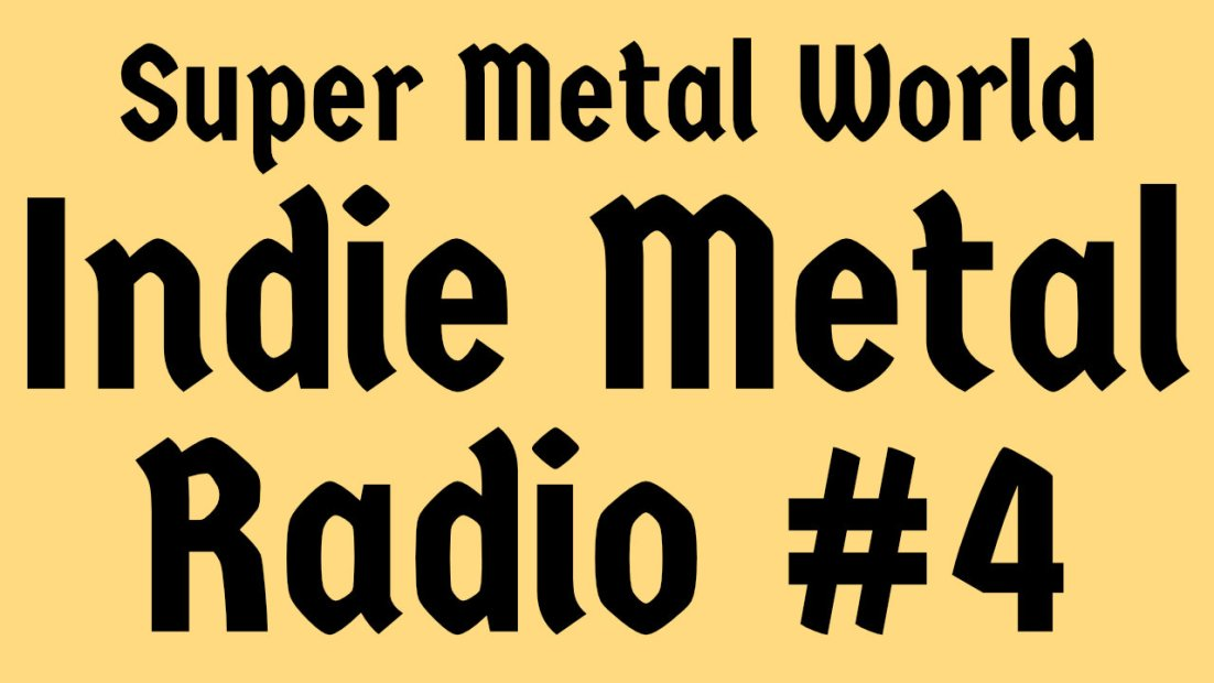 Indie Metal Radio 4