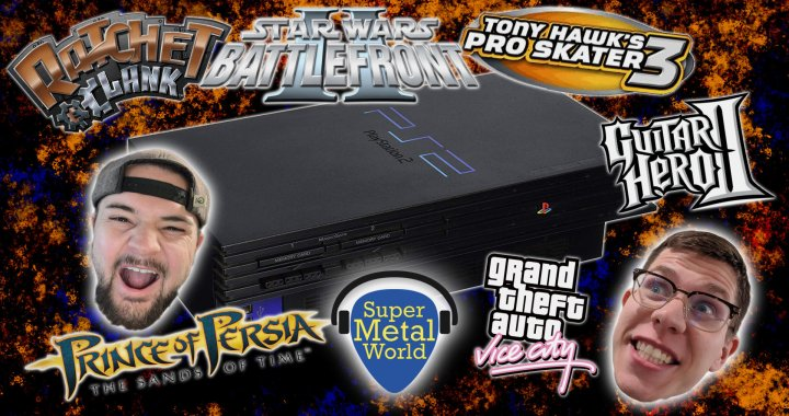 Six Playstation 2 Games We Loved as Kids
