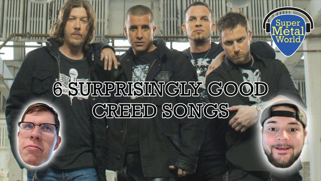 Members of Creed