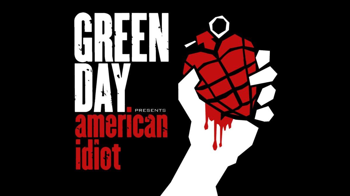American Idiot Album Art