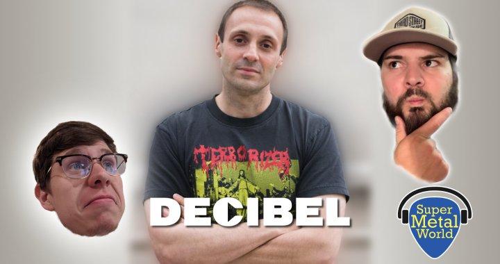 Decibel Magazine: Albert Mudrian Returns