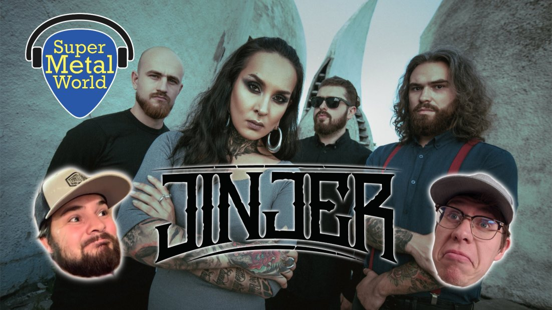 Jinjer band photo
