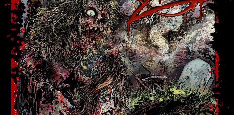 Made Me a Zombie album art