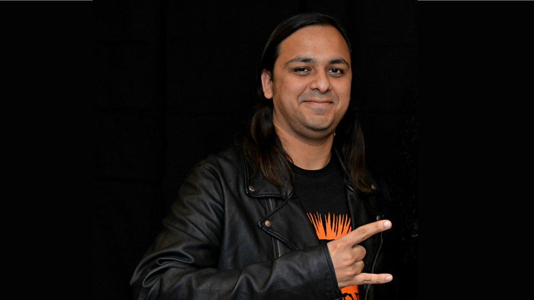 Metal Assault creator Andrew Bansal