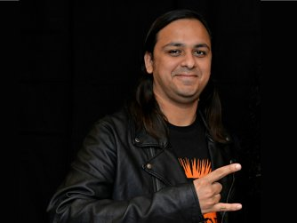 Metal Assault creator Andrew Bansal