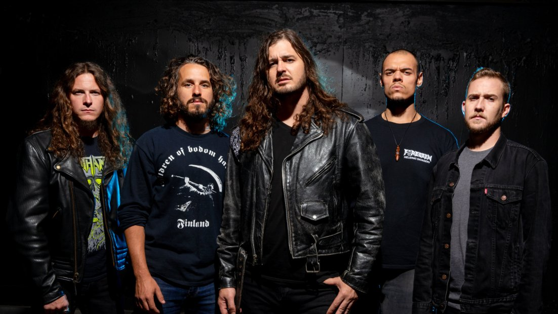 Warbringer Weapons of Tomorrow band photo